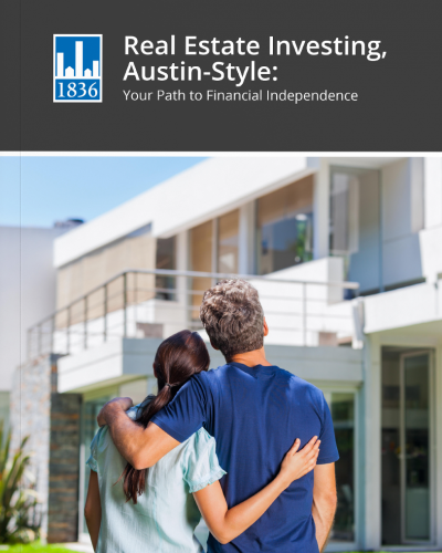 Real Estate Investing Austin-Style ebook cover