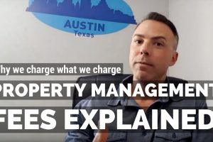 Matt Leschber with Property Management Fees Explained verbiage
